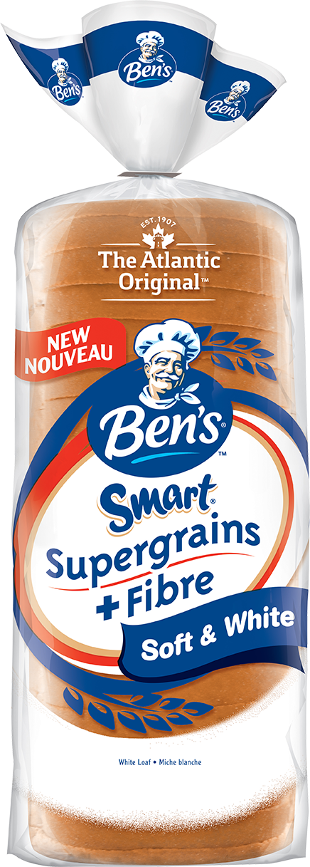 Ben's® Smart White Bread With Whole Grains