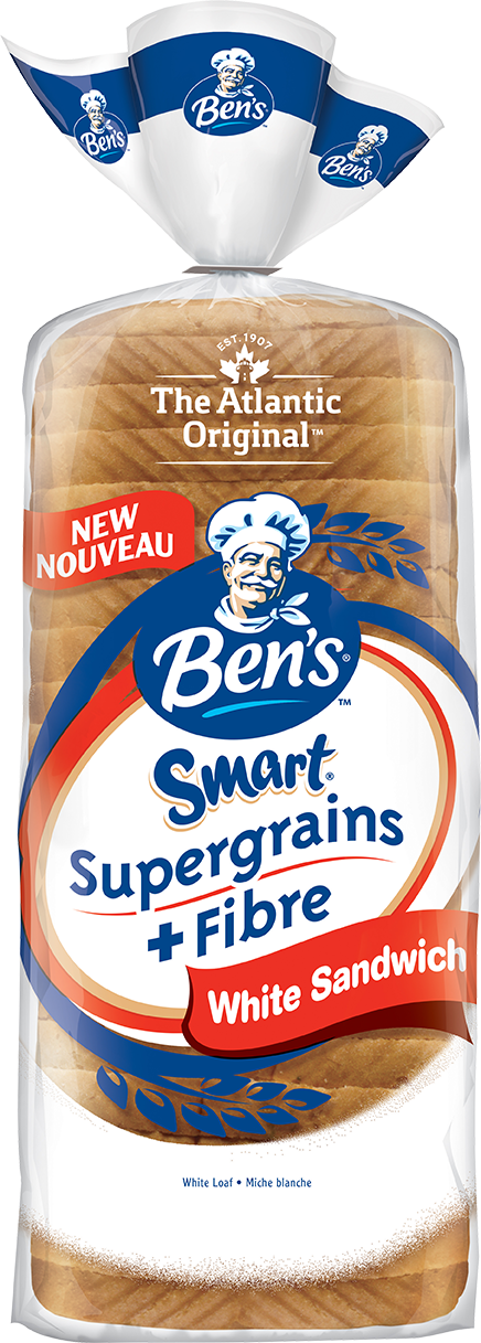 Ben's® Smart White Sandwich Bread With Whole Grains