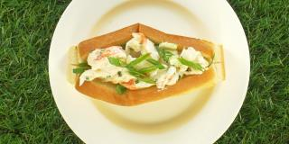 Freddy Beach Lobster Rolls